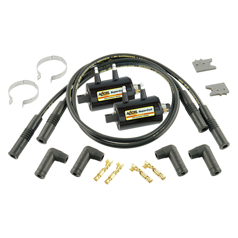 Accel® 140403K - Super Coil Ignition Kit