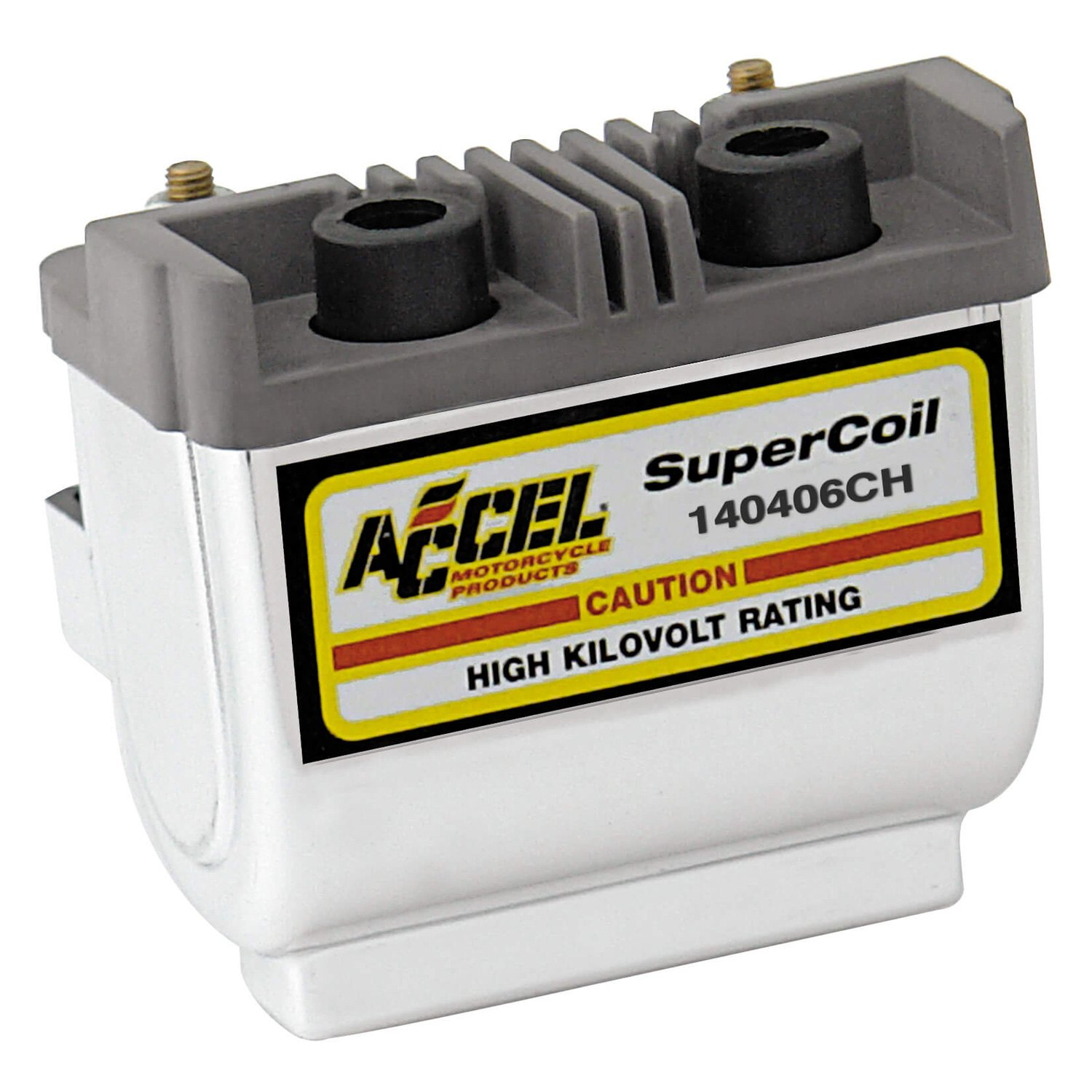 Accel® 140406CH - Dual Fire Ignition Coil