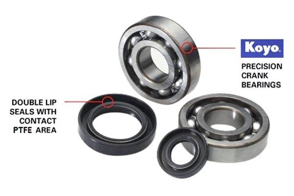 ALL BALLS 24-1036 Crankshaft Bearing and Seal Kit