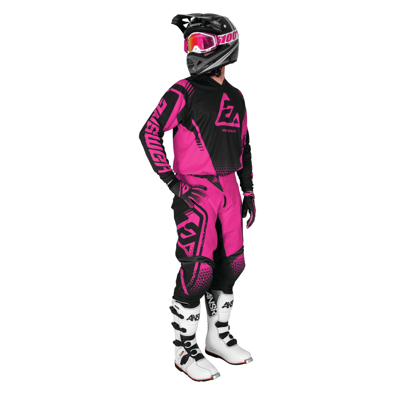 Answer Racing® - Syncron Drift Women s Jersey - MOTORCYCLEiD.com 2985c419e7