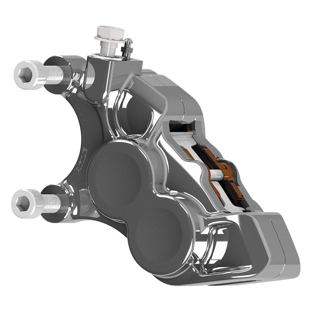 Arlen Ness Brake Caliper Housing Seal Kit Front #02-845 Harley Davidson