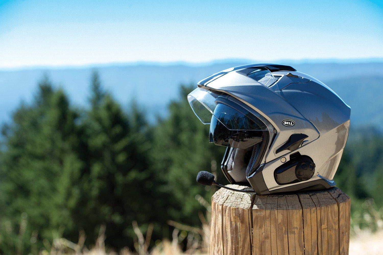 fb4c99b7 Bell® 7000714 - Mag-9 Large Matte Black Open Face Helmet ...