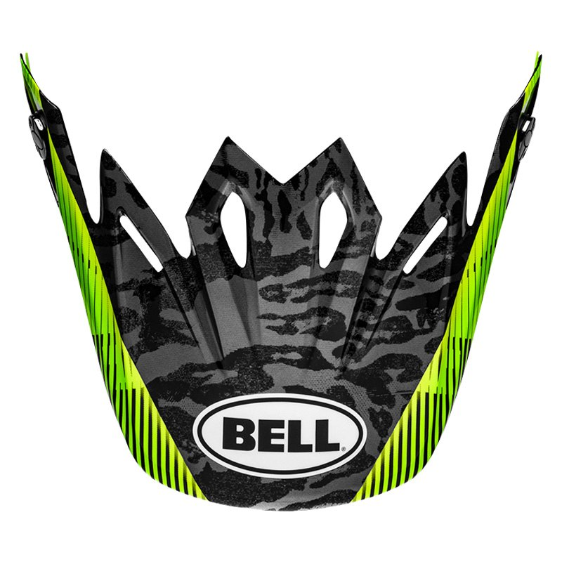 29451249 ... Moto-9 Chief Matte/Gloss Black/White/Green VisorBell® ...