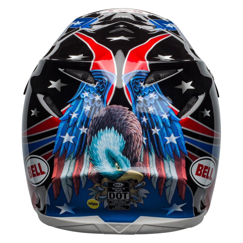 d1698645aed91 Bell® - Moto-9 MIPS Tomac Replica 19 Eagle Off-Road Helmet