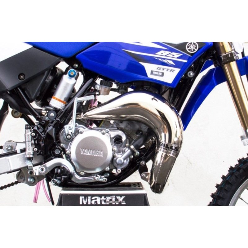 Bill's Pipes® - MX2 Head Pipe