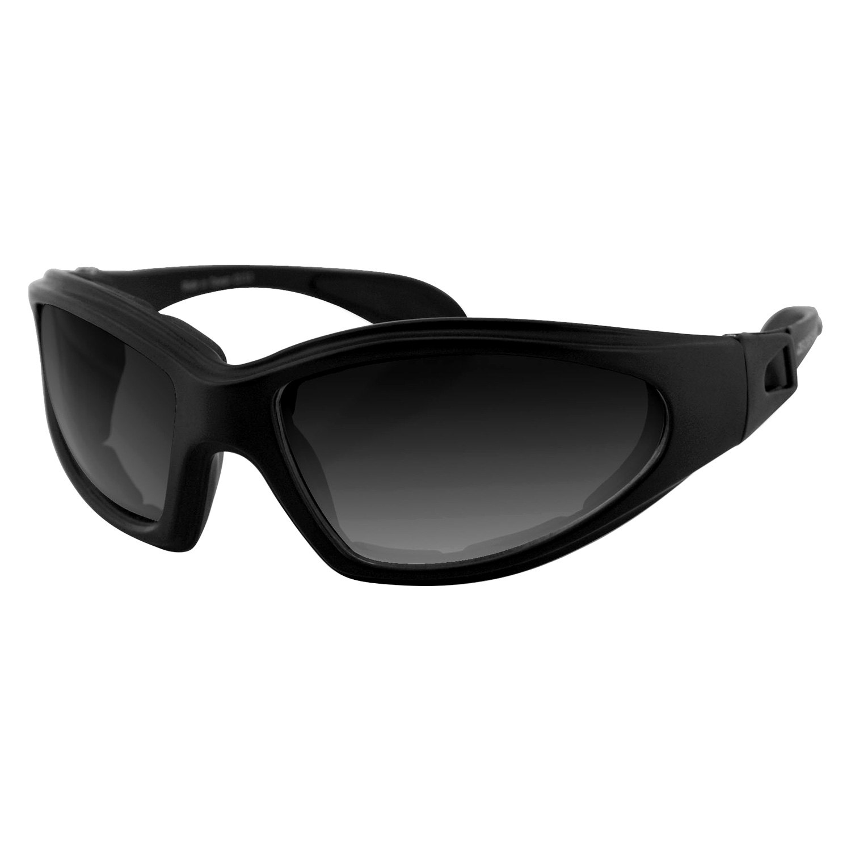 1bfc19c2f8 Bobster® - GXR Adult Matte Black Sunglasses (Medium