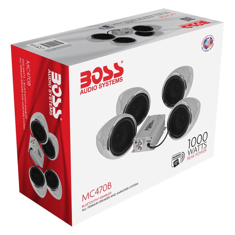 BOSS® MC470B - 3