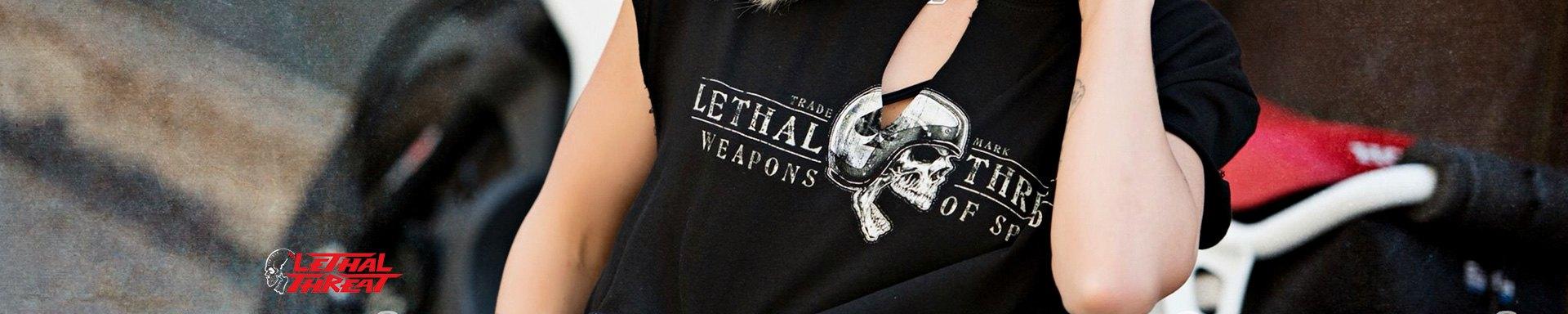 Black, X-Large JP60202XL Womens Sugar Skull Tank Top Lethal Threat