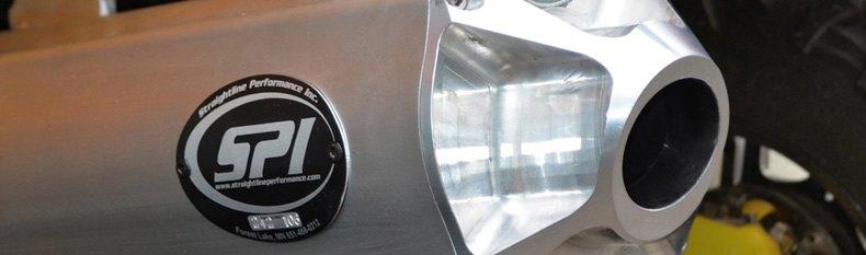 STRAIGTLINE 143-100 Night Cruiser LED Lights for Straightline Front Bumpers