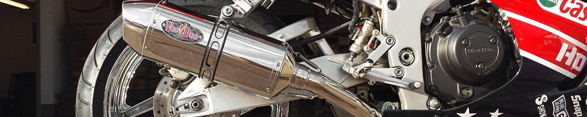 VooDoo™ | Custom Motorcycle Exhausts & Parts - MOTORCYCLEiD com