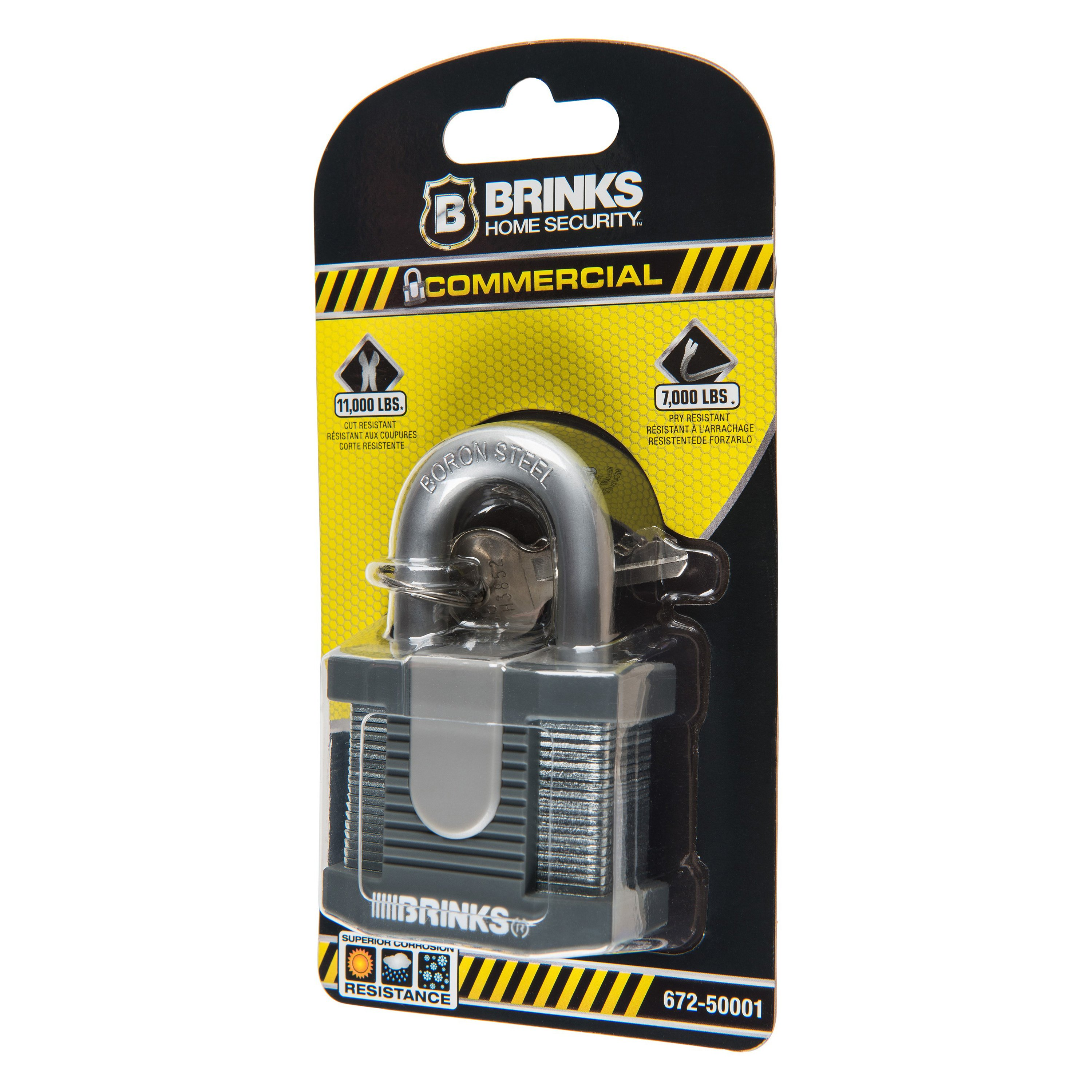 Brinks 174 672 50001 50 Mm Commercial Laminated Steel