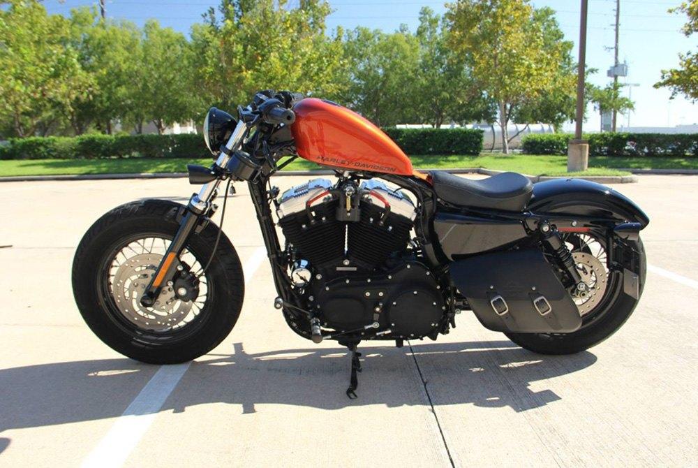 Burly Brand Black Rear Slammer Shocks B28-1203B