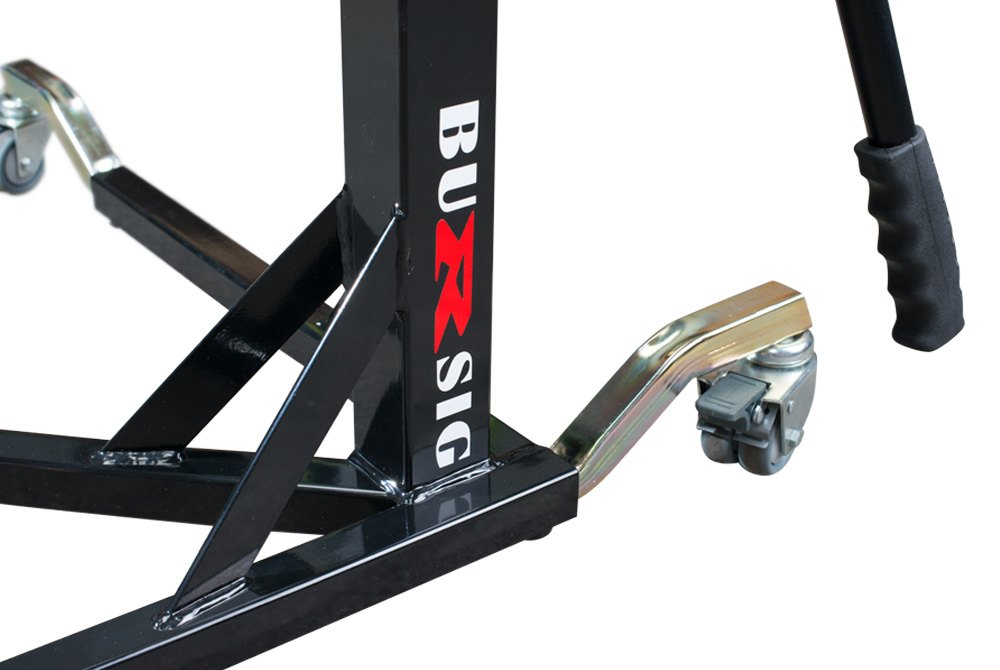 Bursig 174 Bsstand B Center Lift Black Stand Motorcycleid Com