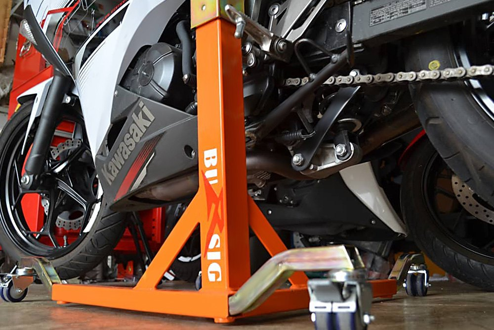 Bursig Motorcycle Center Lift Stands Amp Adapter Plates