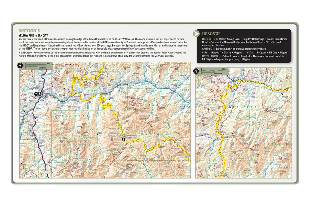 Butler Maps® IDBDR - BDR Series Idaho Map