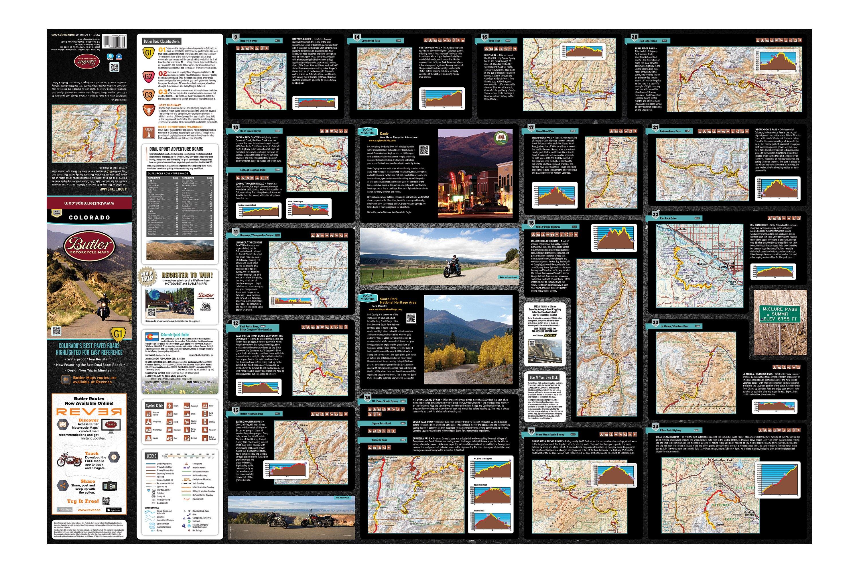Butler Maps® - G1 Series Maps