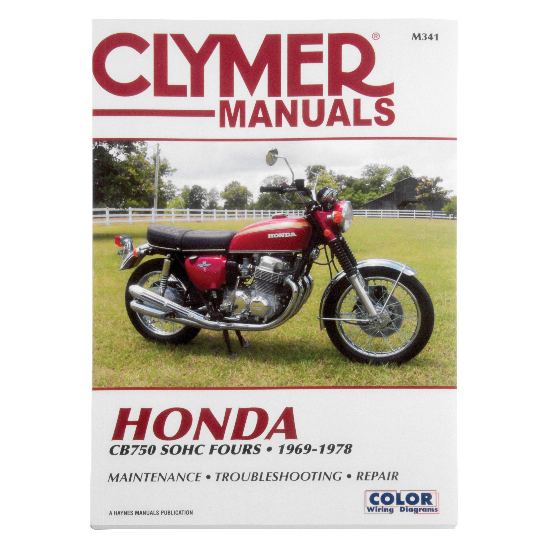 honda xl/xr 500-600 1979-1990 manual