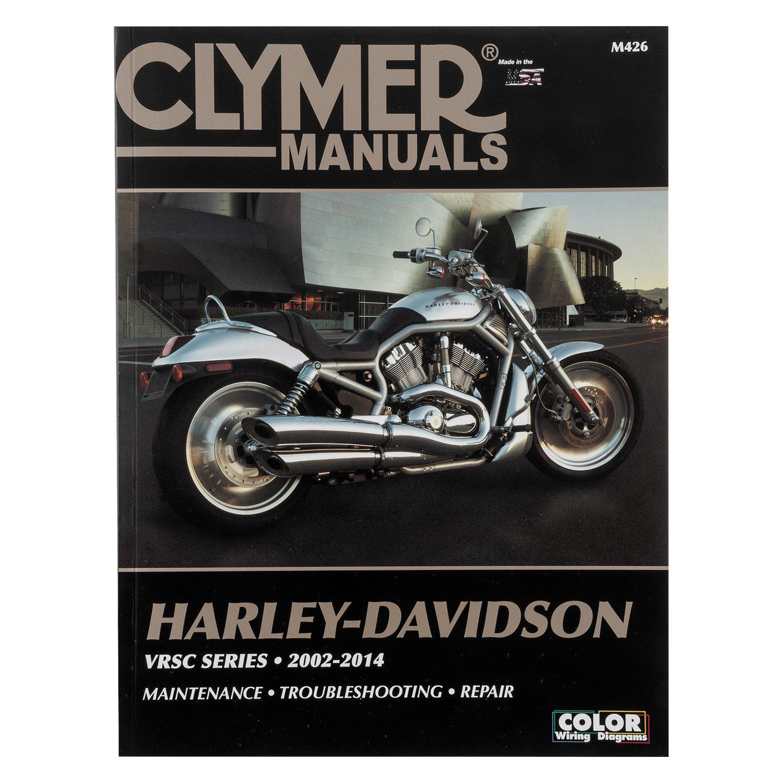 Clymer® - Harley-Davidson VRSC Series 2002-2014 Manual