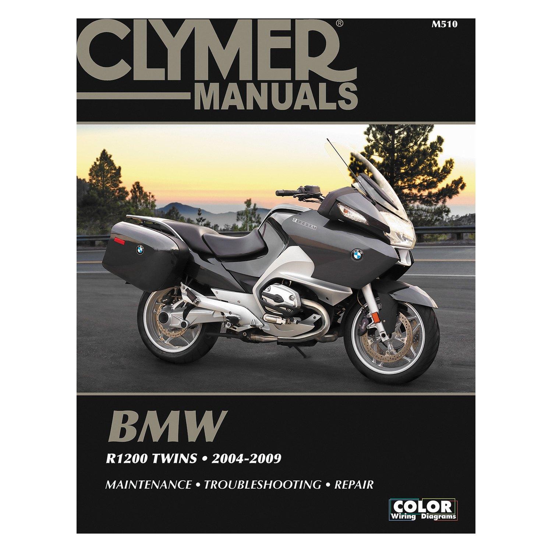clymer® - bmw r1200 twins 2004-2009 manual