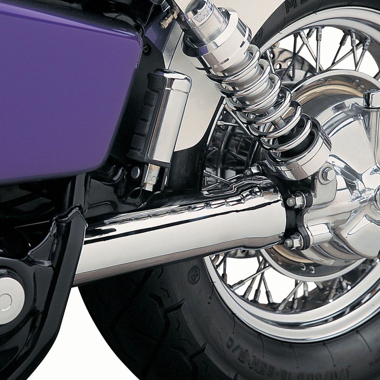 Show Chrome Drive Shaft Bolt Trim Motorcycle Street Bike