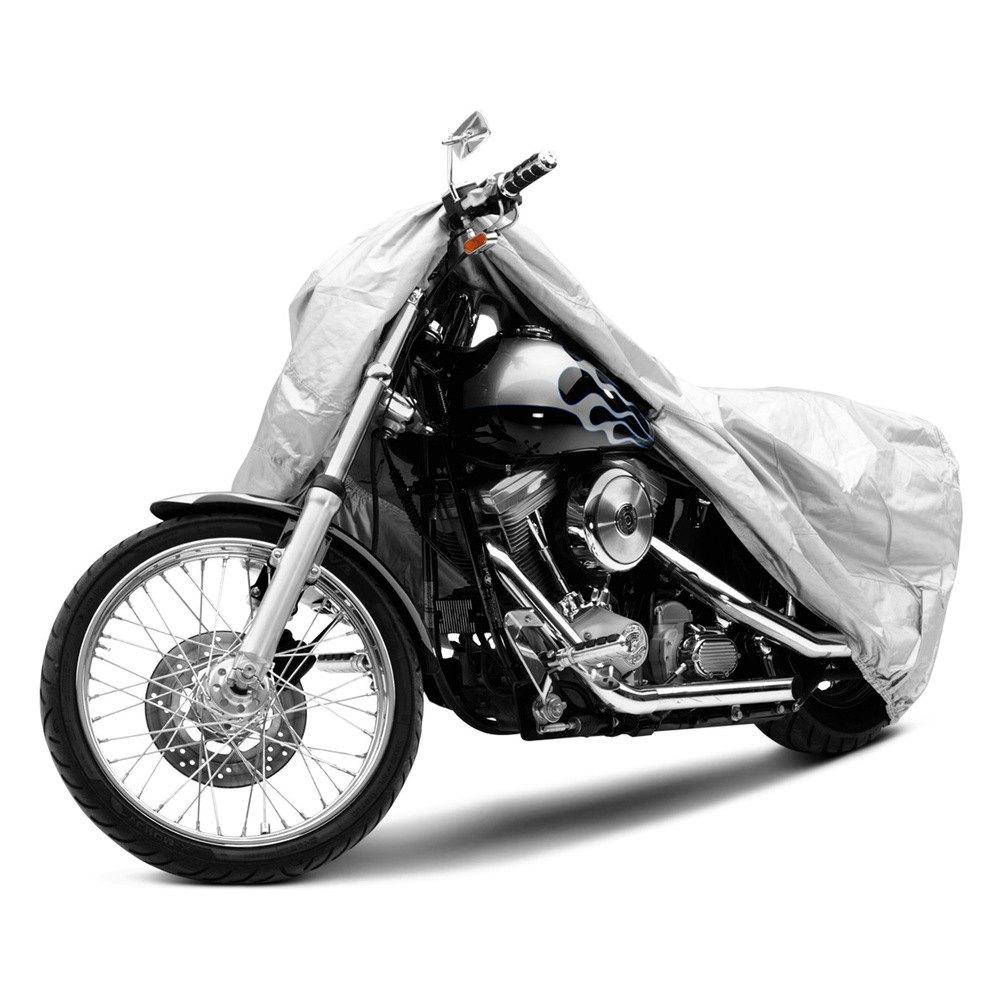 Harley Davidson Covers >> Covercraft Xm154wcbf Custom Fit Harley Davidson Black Motorcycle Cover