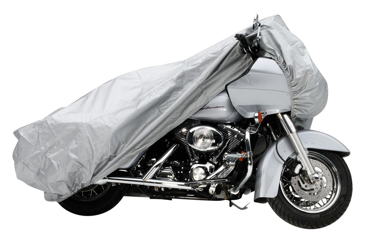 Harley Davidson Cover: Custom Fit Harley-Davidson Motorcycle Cover