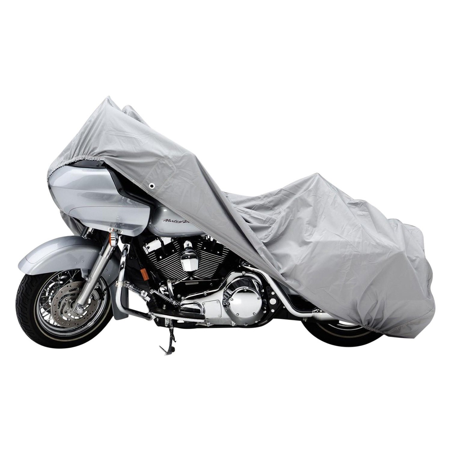 Harley Davidson Covers >> Covercraft Pack Lite Custom Fit Harley Davidson Yellow Motorcycle Cover
