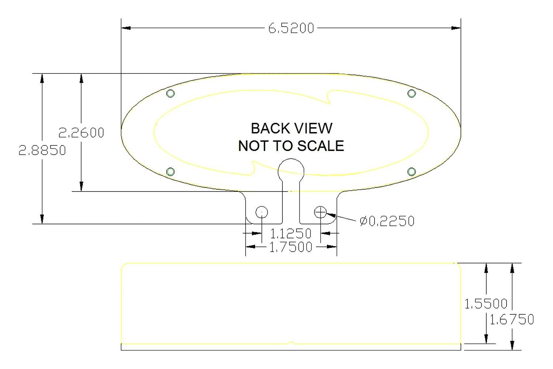 ... KitDakota Digital® - MCV-7000 Digital Speedometer/Tachometer Gauge Face  ...