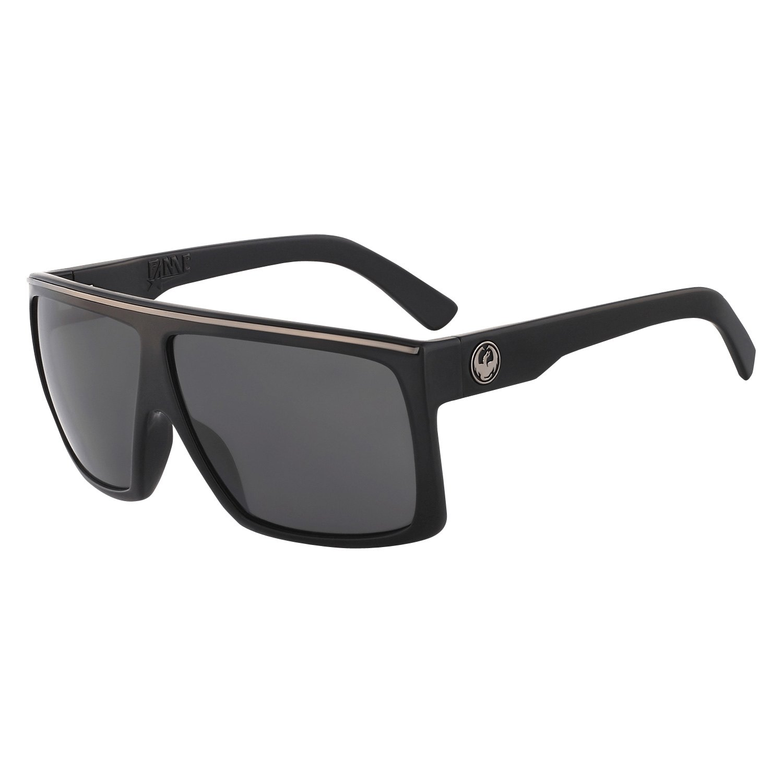 266621a4d1c Dragon Alliance® 720-1496 - Fame Adult Jet Black Sunglasses (Gray ...