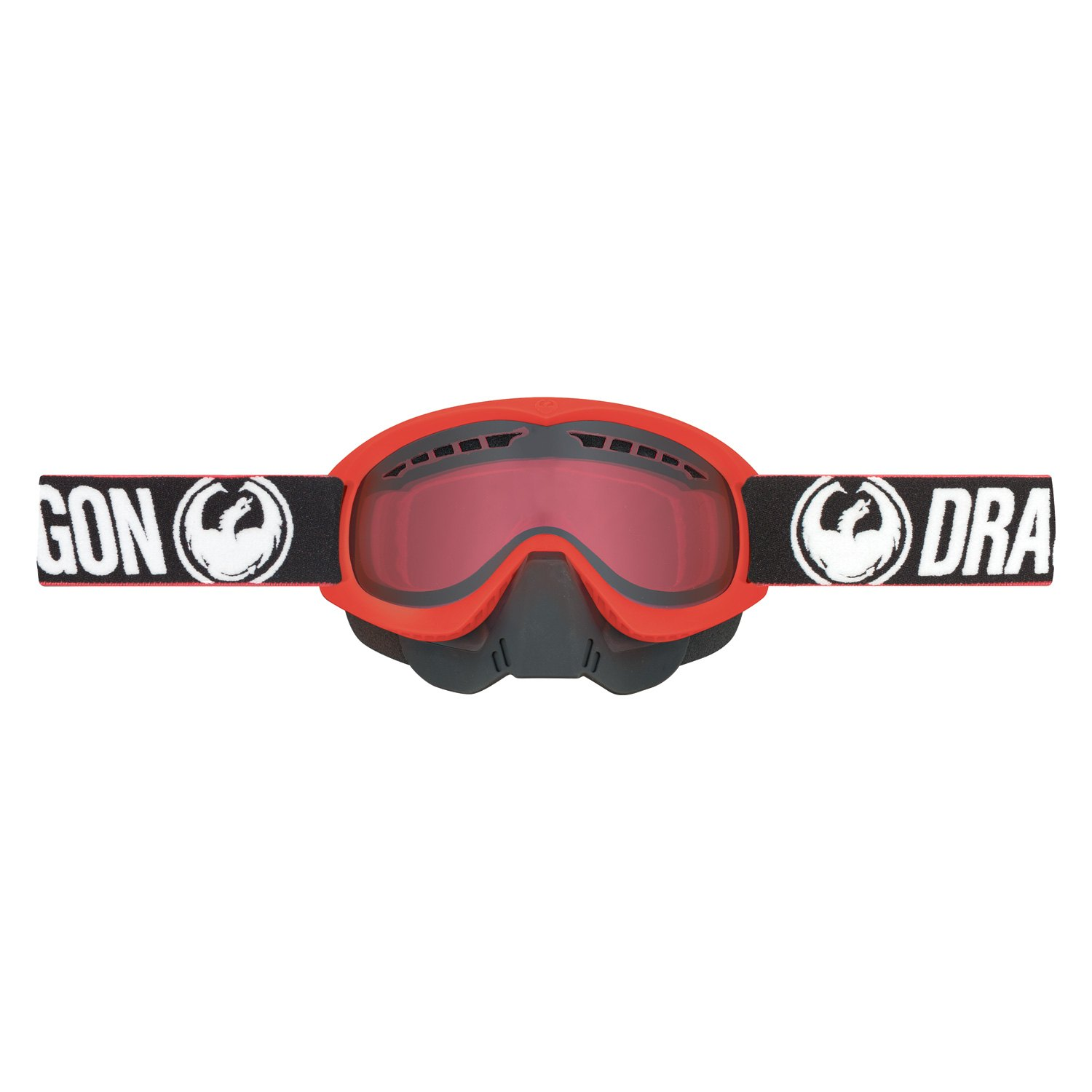 4cf5b1c462a2 Dragon Alliance® 721-0090 - MDX Snow Factory Goggles with Luma Rose ...