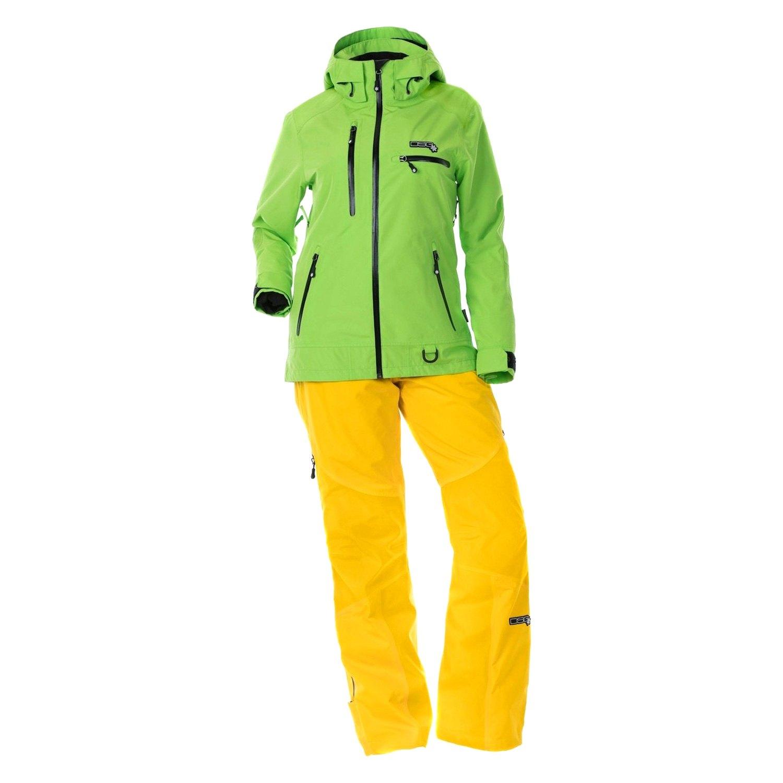 ba11110ee0110 ... Green Apple)DSG Outerwear® - Prizm™ Technical Women's Jacket (Large, ...