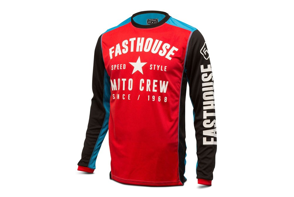 22209d659 ... Fasthouse® - Small Electric Blue Speed Style l1 Jersey ...