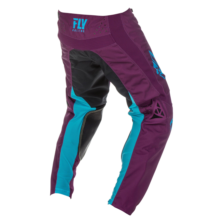Fly Racing MX Motocross Kinetic Shield Pants Choose Size Port//Blue