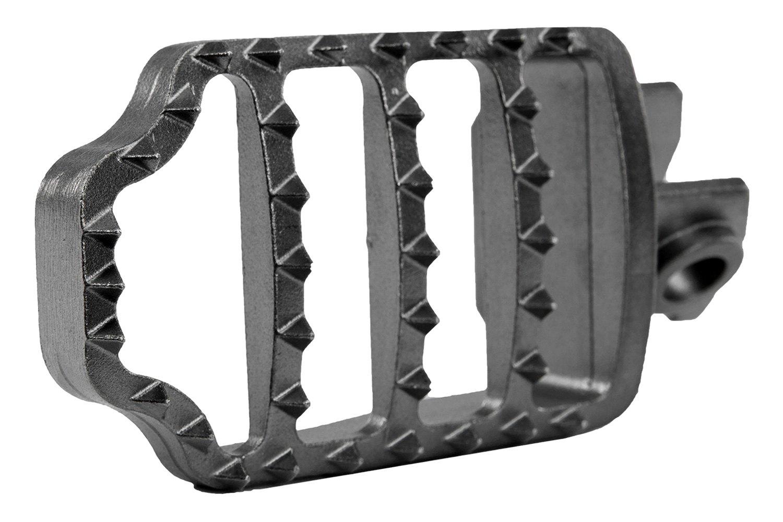 Pro Braking PBR7485-SIL-BLA Rear Braided Brake Line Silver Hose /& Stainless Black Banjos