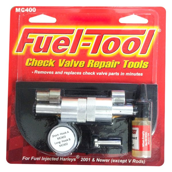 Fuel-Tool® MC400 - Check Valve Tools