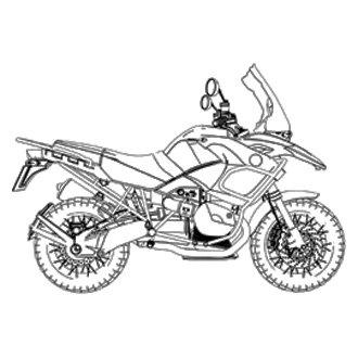 3aa4b4cfde63 Giant Loop® FTBP17-W/FTBP18-W - Fandango Pro White Tank Bag