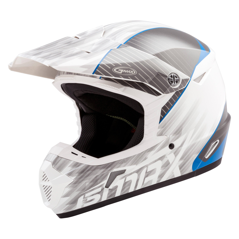 Gmax 174 G3462248 Mx 46 Offroad Colfax 2x Large White Blue