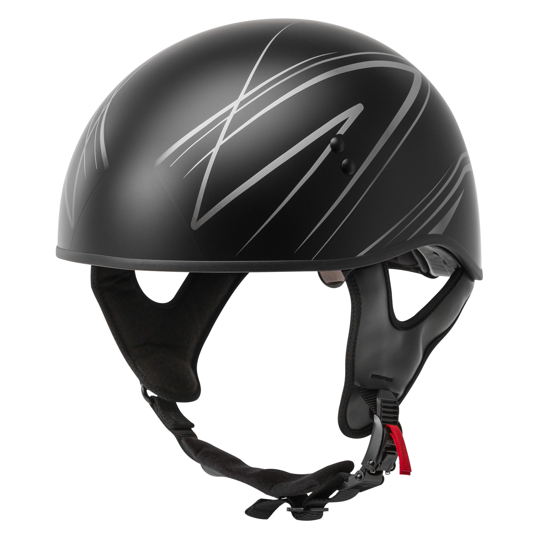 GMAX® - HH-65 Torque Naked Half Shell Helmet