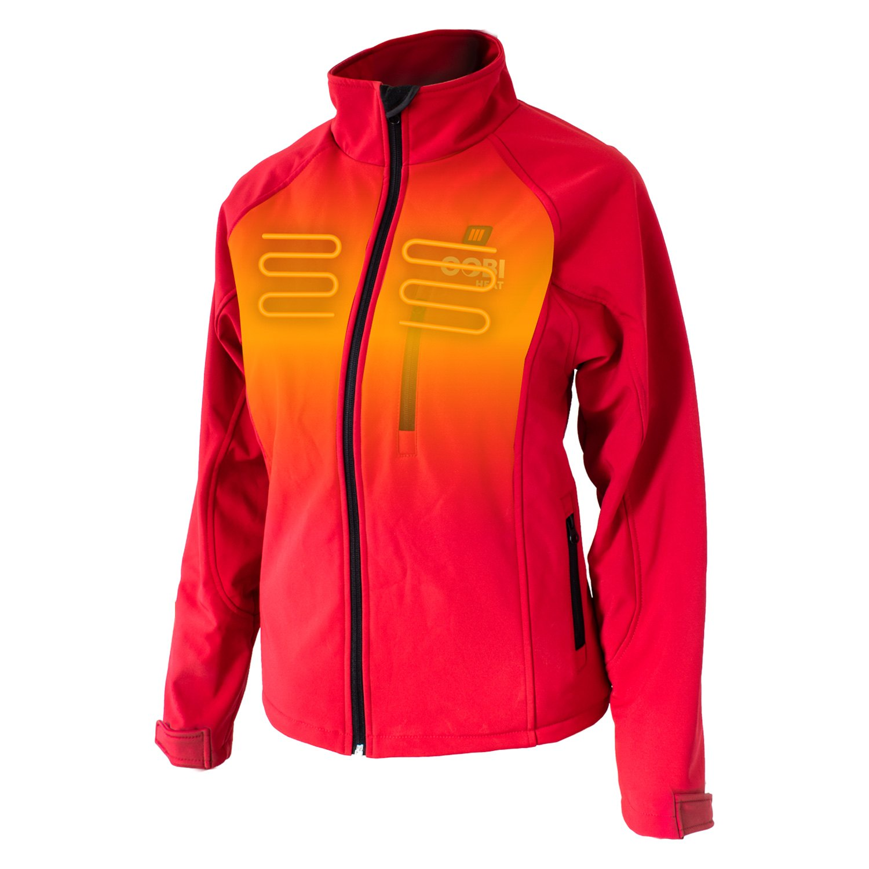 Womens Heated Clothing >> Gobi Heat Sahara Women S 3 Zone Heated Jacket