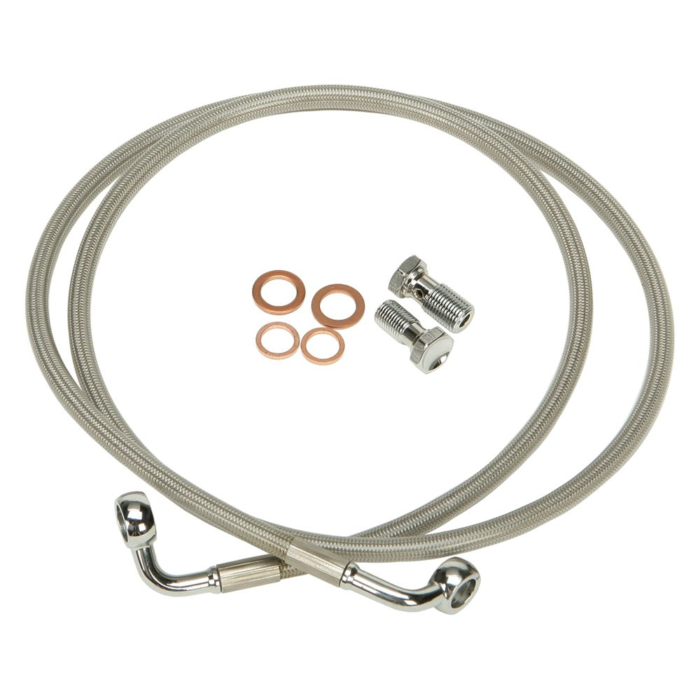 HardDrive HD-0103 Clear Brake line Kit