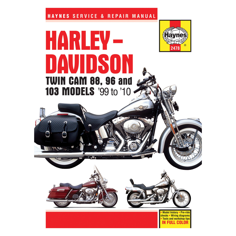 USB Flash Drive 2010 Harley Softail Models Service Shop Manual