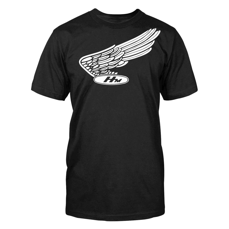 honda collection   vintage nostalgic mens  shirt small black motorcycleidcom