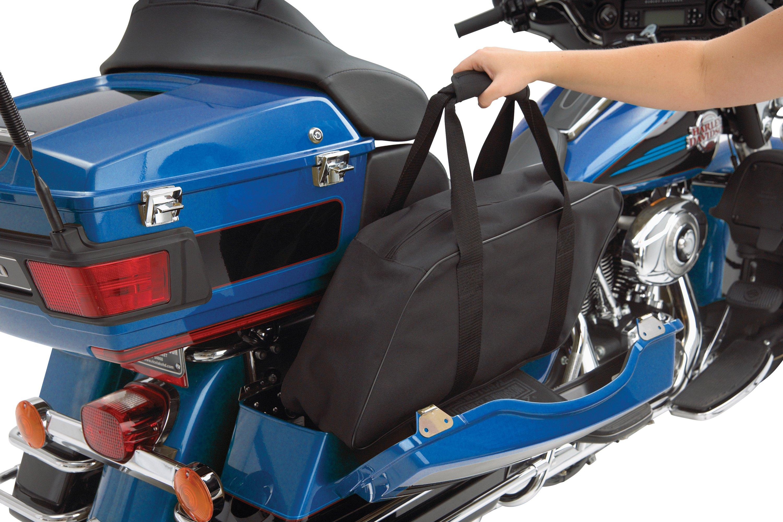 Hopnel® HDSL - Black Saddlebag Liner