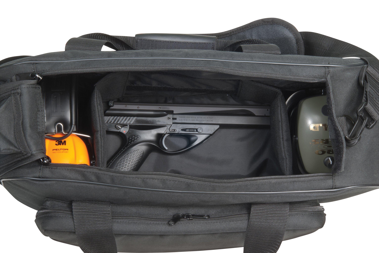 Hopnel® HRSB-L - Deluxe™ Range Black Saddlebag Liner