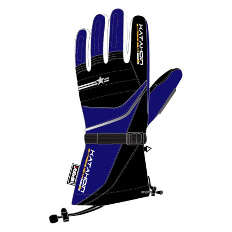 Black Katahdin Gear Frostfire Snowmobile Glove