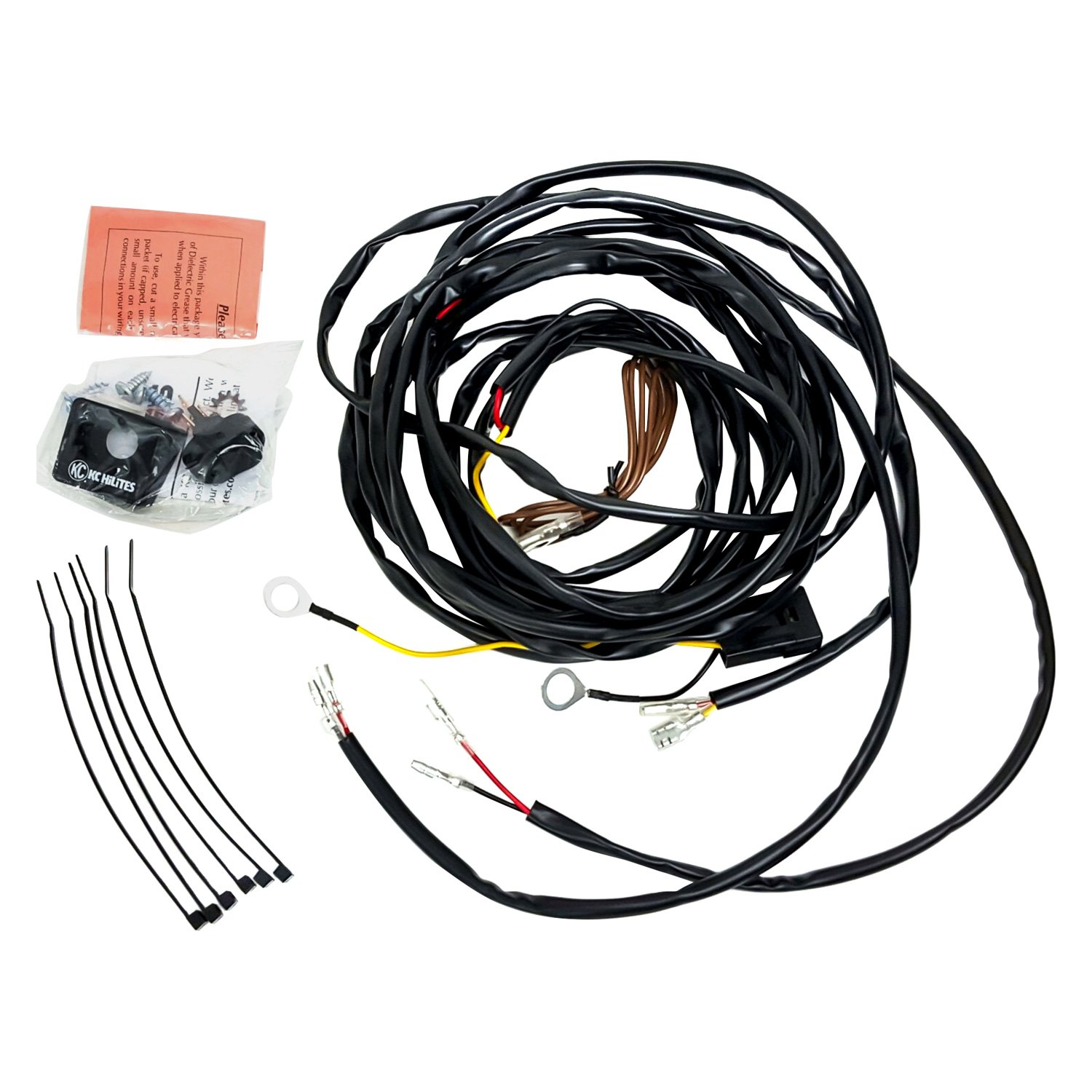 Kc Light Wiring Harness Just Another Diagram Blog Hilites Motorcycleid Com Rh Schematic Lights Off Road