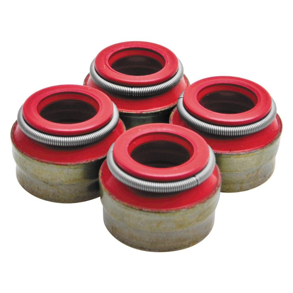 Kibblewhite Precision 71010-4 Red Viton Intake//Exhaust Valve Stem Seal