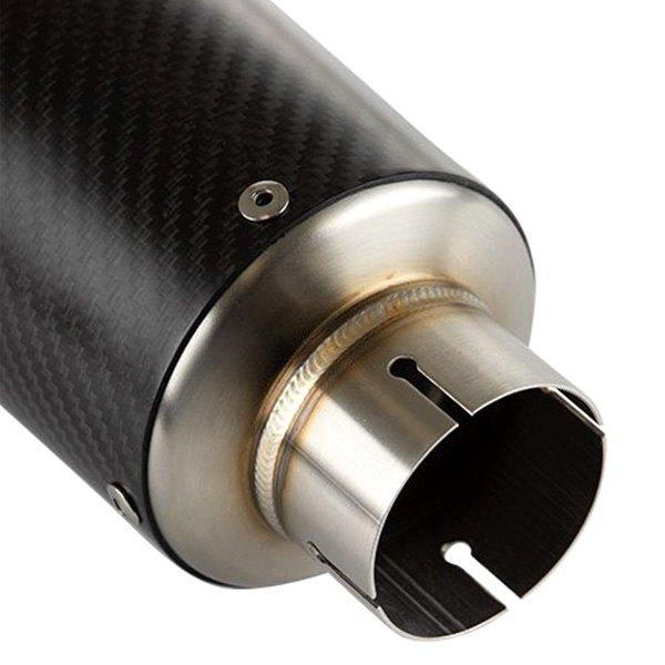 Lextek Universal 51mm Rear Fitment Exhaust Silencer Baffle EXHSTBFFL008