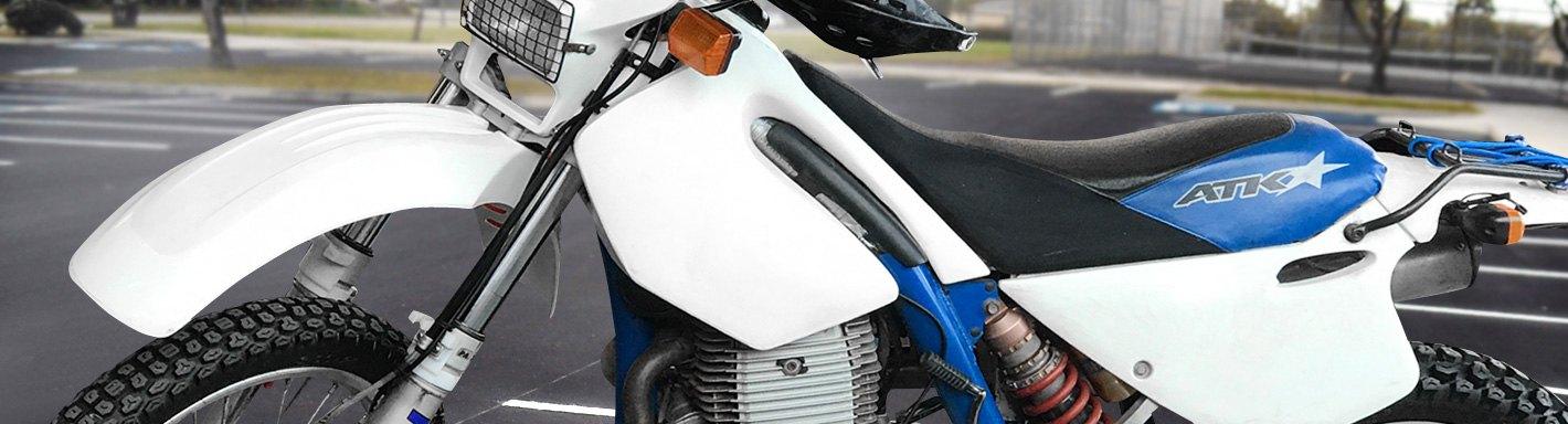 ATK Motorcycle Parts & Accessories - MOTORCYCLEiD com