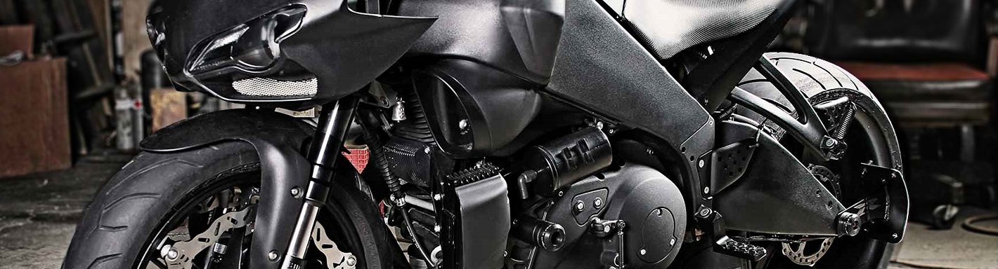 Buell Motorcycle Parts & Accessories - MOTORCYCLEiD com